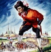 Gulliver bei den Zwergen