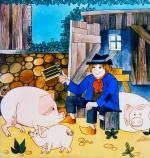 kurzer märchenfilm - der schweinehirt
